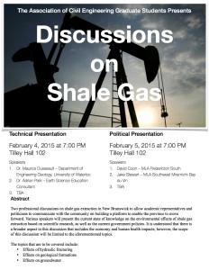 GSA Shale Gas